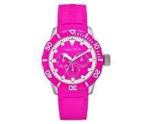 NSR 101 Damen-Armbanduhr A13641G Chronograph Quarz