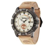 Timberland Herren-Armbanduhr HARLING Analog Quarz 14491JSU/07