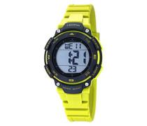 Unisex-Armbanduhr Digital Quarz Plastik K5669/1