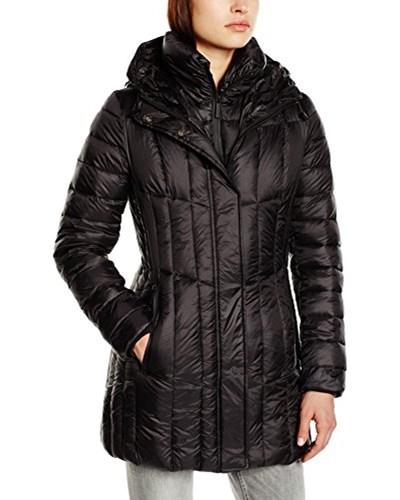 calvin klein damen calvin klein jeans damen blouson jacke audrey matt nylon hd jacket gr 42. Black Bedroom Furniture Sets. Home Design Ideas