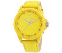 Damen-Armbanduhr Analog Quarz Leder PE07YL