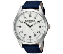 Ben Sherman Herren-Armbanduhr Carnaby Outdoor Analog Quarz Textil WB031U