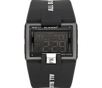 Herren-Armbanduhr Digital Quarz Schwarz 680128