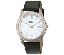 Herren-Armbanduhr Analog Quarz Leder 11190167