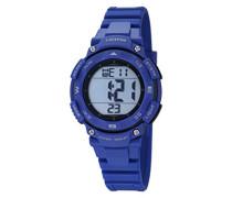 Unisex-Armbanduhr Digital Quarz Plastik K5669/6