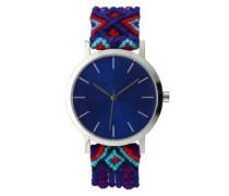 -MYW10SL Damen-Armbanduhr Alyce Quarz analog Armband, Violett