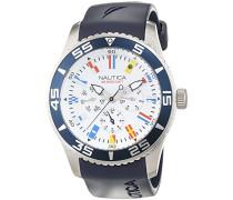 Herren-Armbanduhr XL Chronograph Quarz Resin A12627G