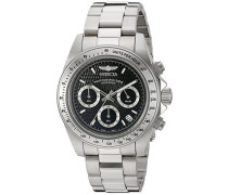 Invicta Herren-Armbanduhr Quarz Chronograph 9223