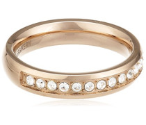 Damen-Ring Vergoldetes Metall Kristall Swarovski 336196