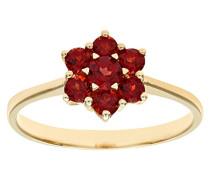 Damen-Ring 375 Gelbgold 9 K Diamant PR03414Y GT-K