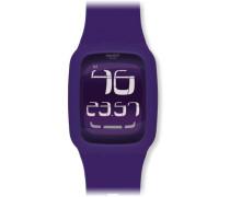 Touch Unisex Digitaluhr Violet SURV100