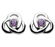 Damen-Ohrringe Sterling Silber 3222am