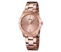 Damen-Armbanduhr Analog Quarz Gold 18141/2