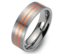 Unisex -Ehe, Verlobungs & Partnerringe Ringgröße 63 (20.1) - OR51146/63
