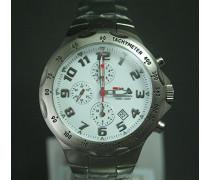 Fila Herren-Armbanduhr Chronograph Quarz Edelstahl FA0795-33