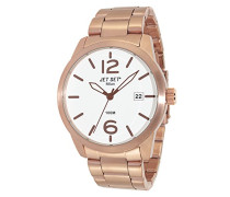 Herren-Armbanduhr Milan Analog Quarz Edelstahl J6280R-162