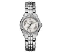 Herren-Armbanduhr Analog Quarz Leder 35005G3
