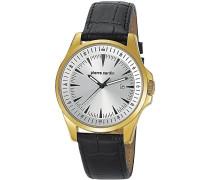 Herren-Armbanduhr Special Collection Analog Quarz Leder