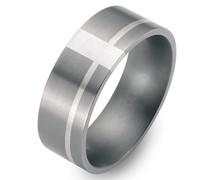 Unisex -Ehe, Verlobungs & Partnerringe Ringgröße 61 (19.4) - OR50934/61