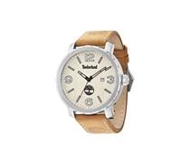 Timberland Herren-Armbanduhr PINKERTON Analog Quarz Leder 14399XS/07