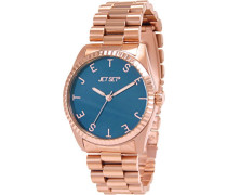 Damen-Armbanduhr Sight Analog Quarz Edelstahl J6250R-352