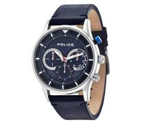 Police Herren-Armbanduhr Chronograph Quarz 14383JS/03