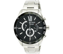 Herren-Armbanduhr Vantage Chronograph Quarz Edelstahl J10871-232