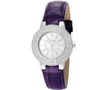 Damen-Armbanduhr XS Nova Swiss Made Analog Quarz Leder JP100992S01