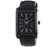 Cerruti 1881 Herren-Armbanduhr FIRENZE III Analog Quarz Leder CRB040F222C