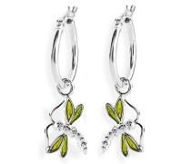 Heartbreaker Damen- Ohring Einhänger für Creolen 925 Silber Libelle LD MR 38