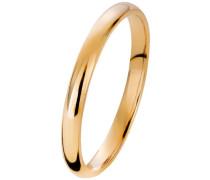 unisex ehering Demi-jonc confort 9 Karat (375) Yellowgold 60 (19.1) OR111/30/NJ/60