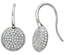Damen-Ohrhänger Durchzieher Silber SER1404 E
