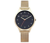 Damen-Armbanduhr Analog Quarz Edelstahl KM118UGM