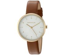Damen-Armbanduhr Analog Quarz KM135TG
