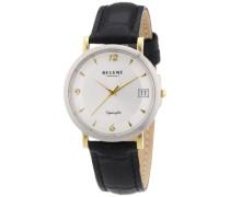 Regent Damen-Armbanduhr XS Analog Quarz Leder 12120253