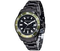 Yves Camani Unisex-Armbanduhr Anwen Xl Analog Quarz YC1065-F