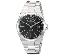 Herren-Armbanduhr URBAN - Lifestyle Analog Automatik Edelstahl 107.01.02