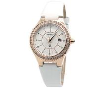 Damen-Armbanduhr Analog Quarz Leder