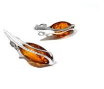 Damen-Ohrstecker Sterling-Silber 925 ER1199