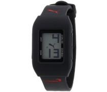 PUMA TIME Unisex-Armbanduhr Digital Quarz A.PU910751010