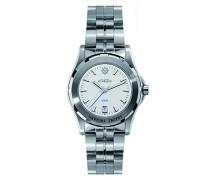 Damen-Armbanduhr Newport Trophy Analog Quarz Edelstahl 14287/B11