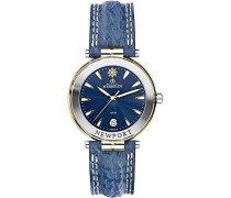 Unisex Erwachsene-Armbanduhr 12255/T35