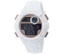 Unisex Erwachsene-Armbanduhr SYG193WRG