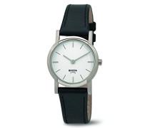 Damen-Armbanduhr Analog Quarz Leder 3247-01
