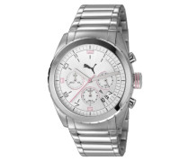 Puma Herren-Armbanduhr Woman Watch Cycle Chronograph Quarz PU103182001