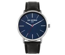 Herren-Armbanduhr Analog Quarz WB054B