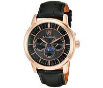 Herren- Armbanduhr Analog Quarz SC0215