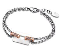 Damen Armband Edelstahl 22.2 cm LS1673-2/2