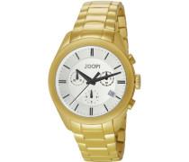 Herren-Armbanduhr XL Aspire Chronograph Quarz Edelstahl JP101042F08