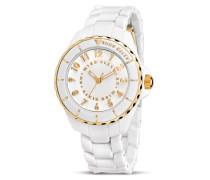 Damen-Armbanduhr Glitter Analog Resin SHU001
